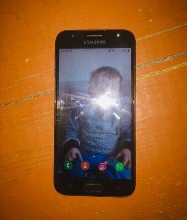Samsung - Cəlilabad: İşlənmiş Samsung Galaxy J3 2017 16 GB qara