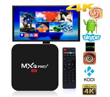 Смарт ТВ приставки MXQ ProС развитием интернета смарт-ТВ прочно вошло