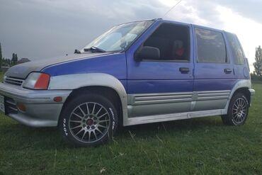 Автомобили - Ак-Джол: Daewoo Tico 0.8 л. 1996