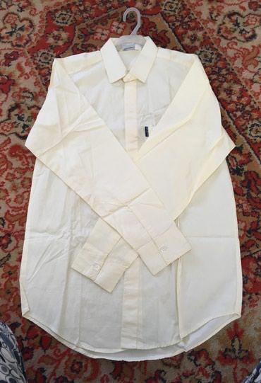Мужская рубашка новая производство в Кант