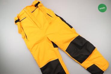 Верхняя одежда - Черный - Киев: Підлітковий лижний напівкомбінезон Jako-o   Довжина: 107 см Довжина кр