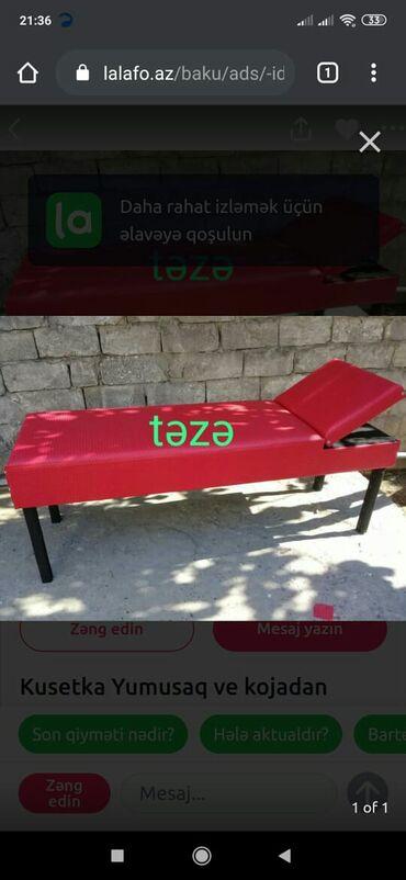 birja masaj - Azərbaycan: Masaj stolu