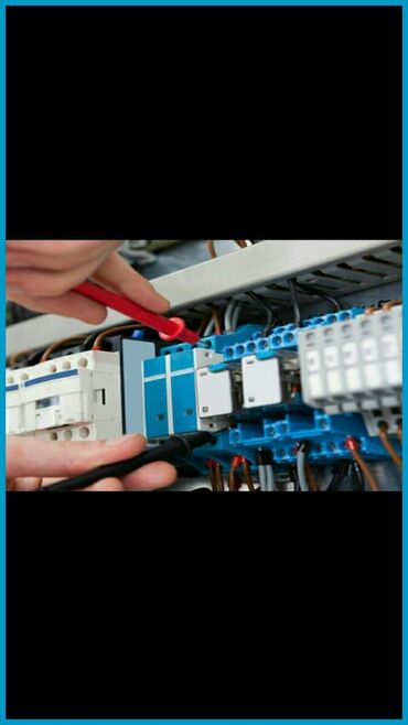 Электрик | Монтаж проводки, Монтаж розеток, Монтаж электрощитов | Больше 6 лет опыта