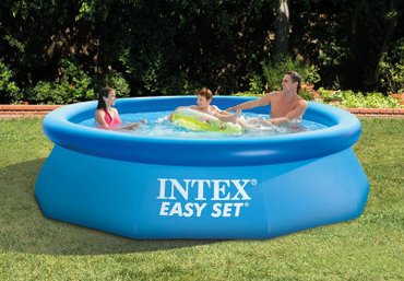 Pumpa-za-bazen - Srbija: Bazen Intex sa pumpom 3.05 x 0.76 cm Easy SetSvi bazeni su novi