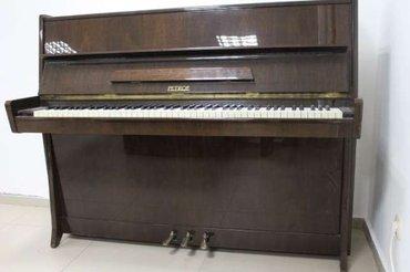 Bakı şəhərində Petrof piano - ideal veziyyetde 2-ci el pianodur. Çatdırılma-köklenme