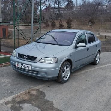 Транспорт - Исфана: Opel Astra 1.6 л. 2001