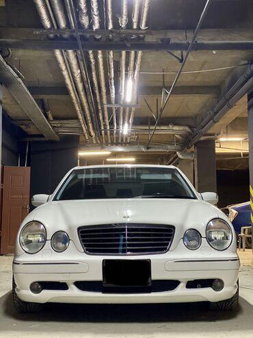 Mercedes-Benz в Лебединовка: Mercedes-Benz E 55 5.5 л. 2001 | 177400 км