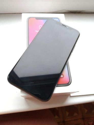 Продаю iphone х black в Бишкек