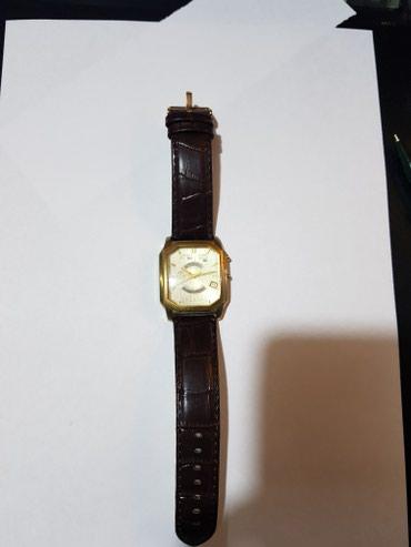 Qol saatları - Şəmkir: Orient birendi saat 80ci illerin saatidi .elde terpendikce sarj