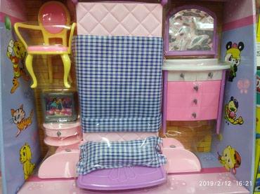 Домик. Детский домик. Домик для девочек. Доставка в цене. в Бишкек