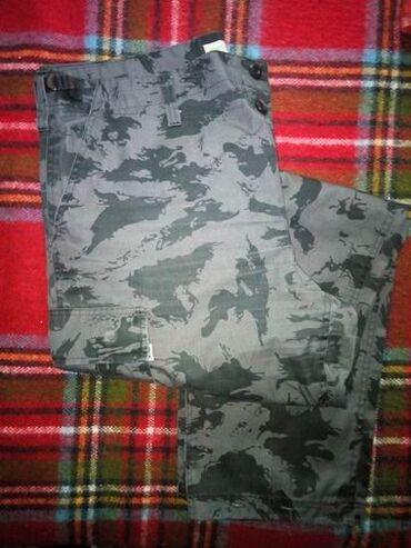 Muške Pantalone | Beograd: Vojne pantalone BDUšara: RUSSIAN ARMY NIGHT CAMOproizvođač: mc