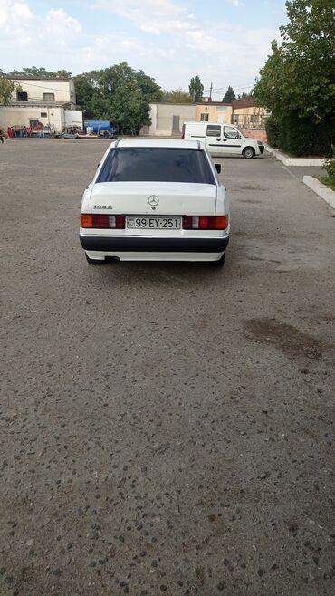 994 elan   NƏQLIYYAT: Mercedes-Benz 190 (W201) 2 l. 1989