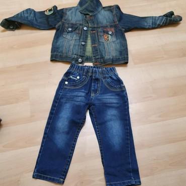 Dečije Farmerke i Pantalone | Sabac: Farmerice za decu potpuno nove. lep model