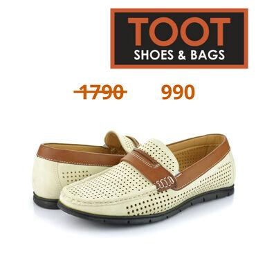 мужские мокасины в Кыргызстан: Мокасины мужскиеToot Shoes&bagsАртикул