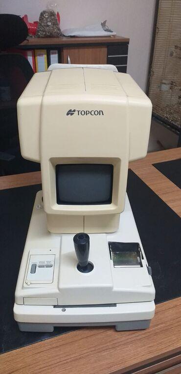 5991 объявлений: Аппарат для глаз Used Topcon RM-A7000 AutorefractorThis compactly