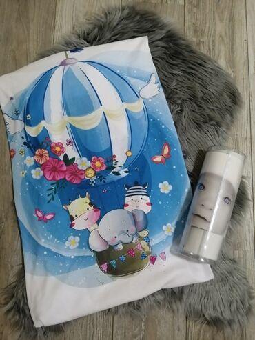 Prekrivaci za bebe, samo plavi dostupni