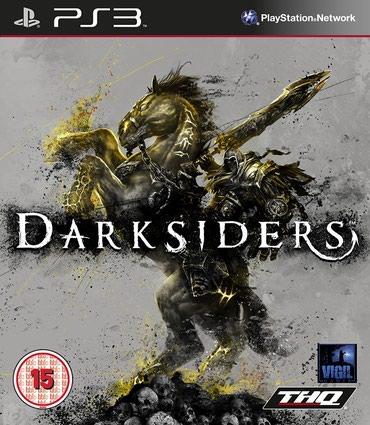 Bakı şəhərində Darksiders ps3
