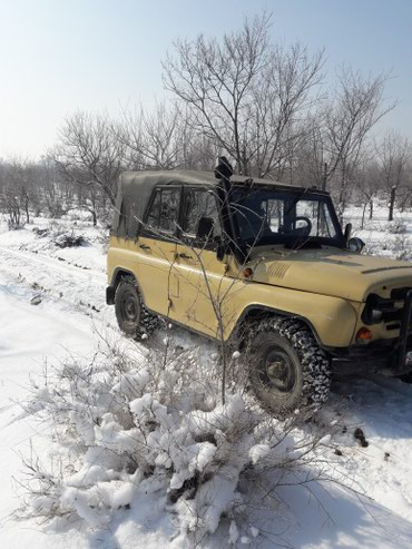 УАЗ 469. Новый тент, утеплитель под тент. в Бишкек
