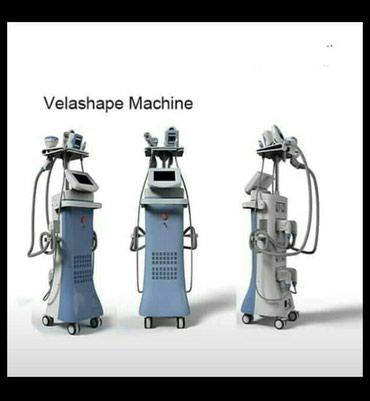 Bakı şəhərində Velashape-Bədən bünövrəsi sistemi Slim4 Bi Polar Radio Frequency