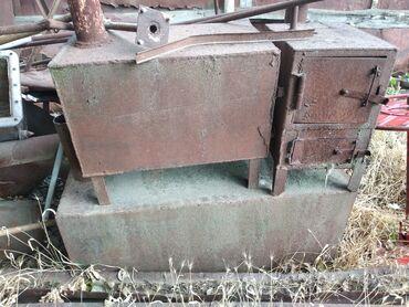 Печи и камины в Кыргызстан: Продаю буржуйки разных размеров из советского толстого метала имеются