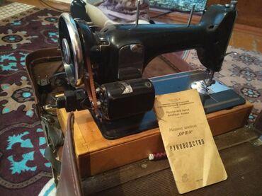 моторы для швейных машин в Кыргызстан: Срочно продаю швейный машинка СССР состояние отличное шиет все