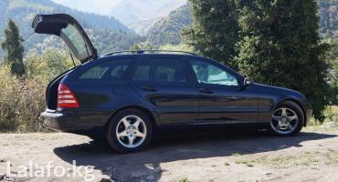 Mercedes-Benz C-Class 2001 в Бишкек