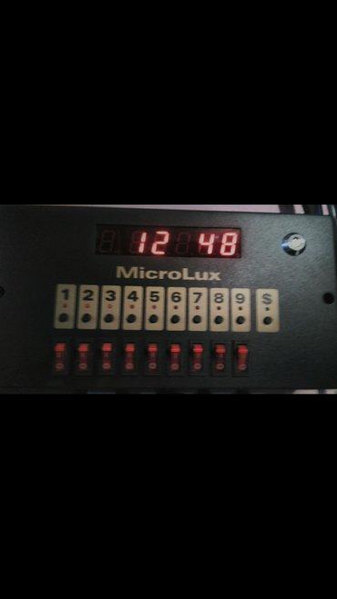 продаю счётчик для playstation и билярдных клубов. качество отличное.М в Бишкек