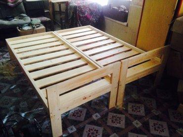 Одна ярусные кровати две пары!  в Бишкек