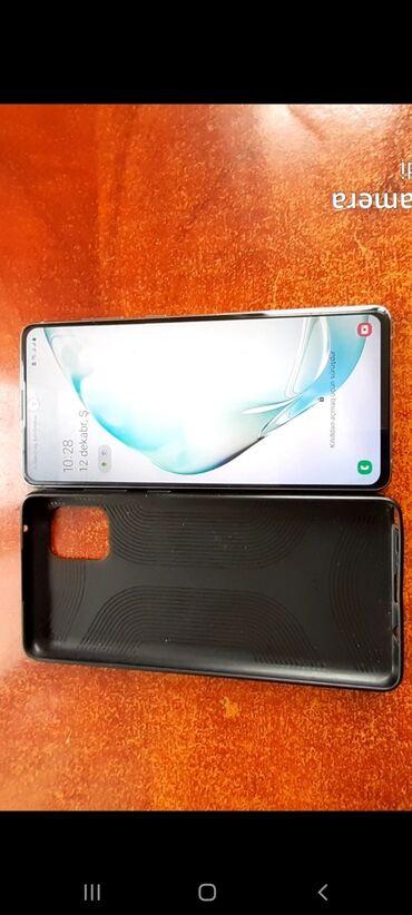 samsung note 3 ekran - Azərbaycan: İşlənmiş Samsung Note 10 Lite 128 GB qəhvəyi