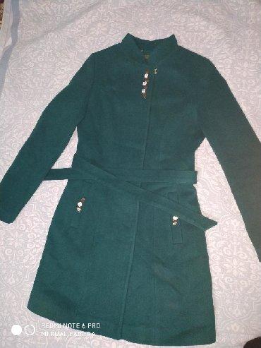 приталенное пальто в Кыргызстан: Продаю новое приталенное пальто кашемир ! Производства Турция!Не