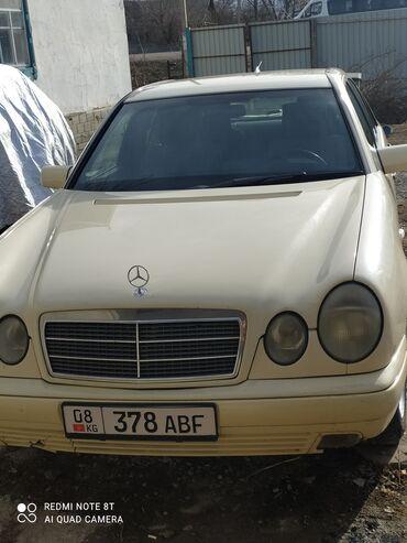 Mercedes-Benz 2.2 л. 1997 | 500000 км