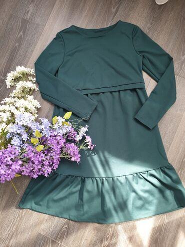 платья свободного кроя для полных в Кыргызстан: Милые беременяшки, продаю одежду для беременяшек, все б/у но в отлично