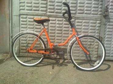 """велосипед урал цена в Кыргызстан: Уникальный велосипед """"Весна"""". Отличный советский складной велосипед. Р"""