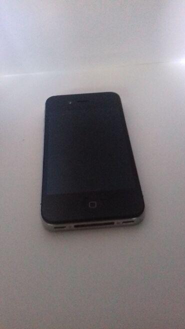 iphone 4s telefon - Azərbaycan: İşlənmiş iPhone 4S 16 GB Qara