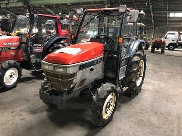 домик на колёсах в Кыргызстан: Продается надежный японский трактор с кабиной YANMAR AF28. Оснащен 3х