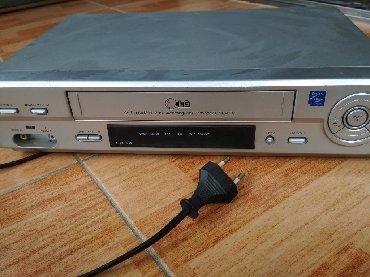 TV/video üçün aksesuarlar Gəncəda: Videomagnitafon satilir
