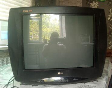 ТВ и видео - Кыргызстан: Продам телевизор LG ArtVision Joy 54см б/у.В рабочем