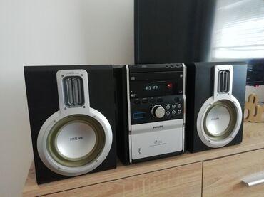 Philips xenium x128 - Srbija: Muzička linija Philips MCM 726/12. linija ima radio FM, CD