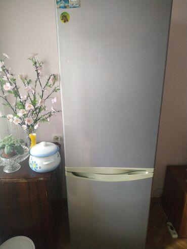 usaq ucun iki mertebeli kravat в Кыргызстан: Б/у Двухкамерный холодильник LG