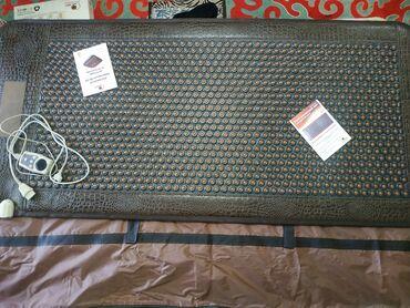 Турмалиновые коврики - Кыргызстан: Лечебный турмалиновый матрас, почти новая : размер 1.95 м х 0.85 м