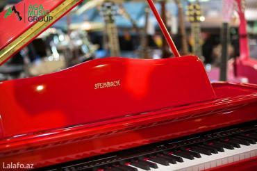 Bakı şəhərində Steinbach pianinoları
