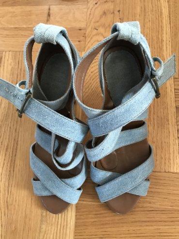 Teksas sandale broj 36 - Crvenka