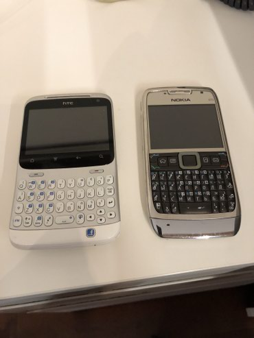 Bakı şəhərində Htc -50 manat  Nokia - 100manat Htc- de dumeler biraz agir basilir.