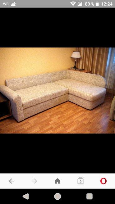 Продаю советский угловой диван в Бишкек