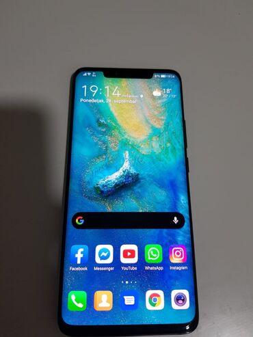 Mona - Srbija: Huawei mate 20 pro Telefon je kao sto se vidi na slikama u besprekorno