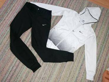 Ženska trenerke - Srbija: Novi Nike komplet