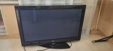 Электроника - Лебединовка: Б/у телевизор,LG, надо поменять блок питания,показывает чётко и ярко