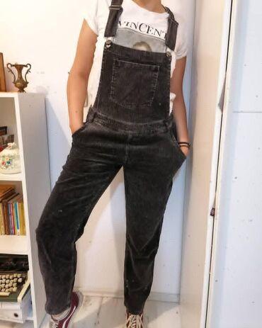 Plišane sive treger pantalone.Kupila ih, obukla 2 puta i sad su mi