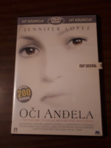 Film original dvd  oci andjela ocuvan kucna kolekcija in Belgrade
