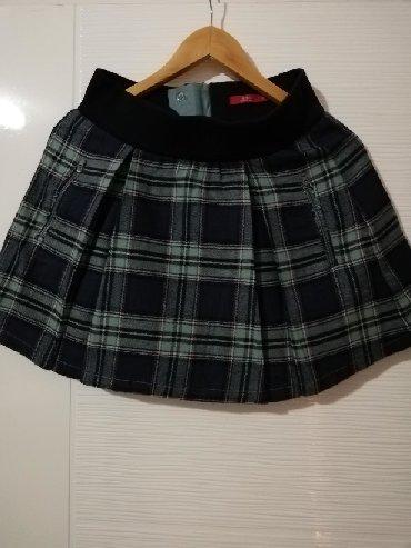 Potpuno nova suknjica, samo etiketa skinuta. Deblja, pa može i kada - Obrenovac